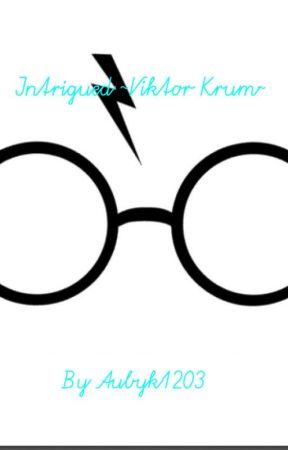 ~Intriguing~Viktor Krum~ by Aubyk1203