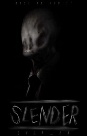 Slender Man by caly_24