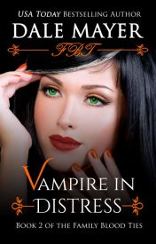 Vampire in Distress - book 2 by DaleMayer
