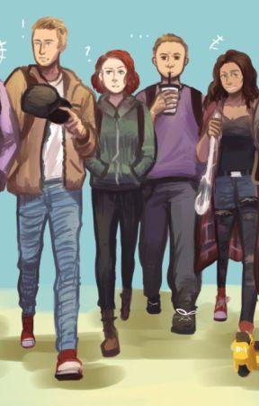 Avengers in HighSchool - Meet Wanda - Wattpad