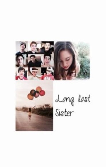 Long Lost Sister(MAGcon fanfic)