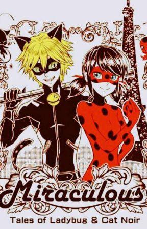 Miraculous Tales of Ladybug & Chat noir by LadynoirComics