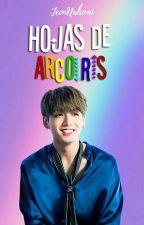 Hojas de Arcoíris. ≈Yugkook≈ by JeonNahomi