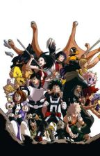 My Hero Academia x Male Reader by Dramateaser