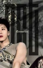 Nct Scenarios + Reactions by KwonJiThong
