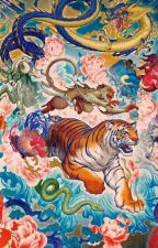 Chinese Zodiac Signs on Acid by ButterBaePrincess