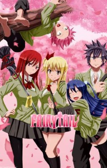 Fairy Tail High Academy {Book 1} ~ When Girl meets Gangsters ~