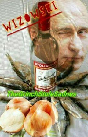 Vladimir Putin x Wizowski by TheGrinchStoleSadnes