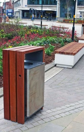 Outdoor Wooden Litter Bins Dean Harvey Wattpad