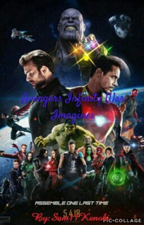 Avengers Infinity War Imagines - I will never let anyone