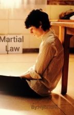 Phantom Project Book 1: Martial Law  by HybridNL