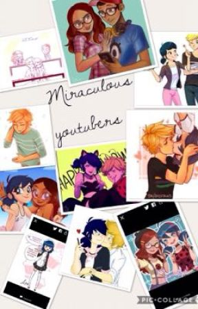 Miraculous youtubers by marichatkitty