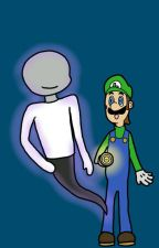 Dark Moon- half ghostly (Luigi X Ghost!Reader) by Princessmarie48