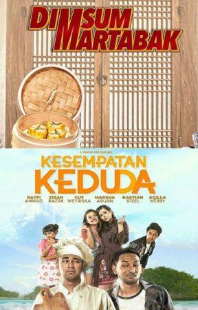 Dimsum Martabak, Kesempatan Keduda by matchamallow