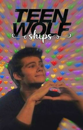 TEEN WOLF |SHIPS| by Nevada331