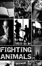 Fighting Animals by LolaDom