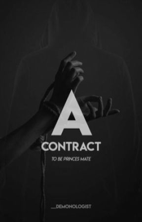 A Contract (#Wattys2018) ✔️ by _Demonologist