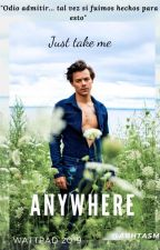 ANYWHERE.  | Ⅱ. Larry AU | by abhtsmp