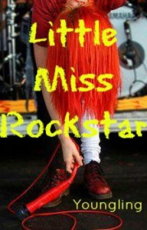 Little Miss Rockstar by youngling