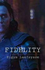 Fidelity | Loki Laufeyson✔️ by EccoValeska