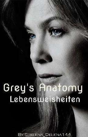 Grey\'s Anatomy - Merediths Lebensweisheiten - 20 ~ Einsamkeit - Wattpad