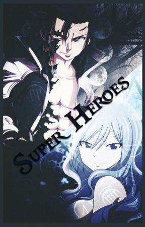 Super Heroes. by AckermanBae