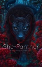 She-Panther by xTheDorkx