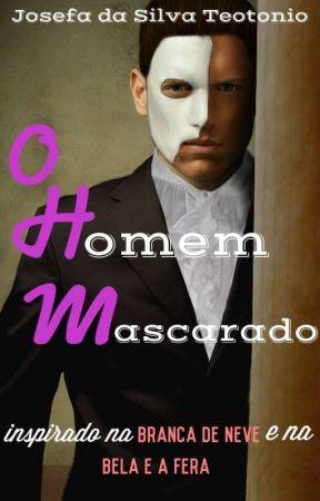 O Homem Mascarado by JosyTeotonio