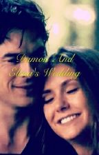 Damon and Elena's Wedding by Autumn_is_the_best