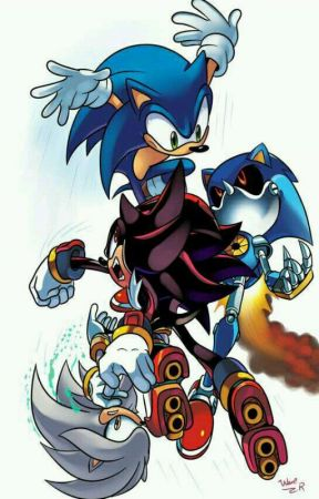 Sonic Rivals Shadow And Metal Sonic Story Act 1 Part 1 Wattpad