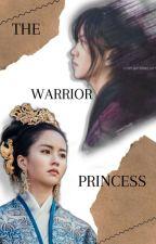 The warrior Princess by karenLopez929