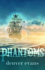 Phantoms (Shallows #2) sample by DenverEvansAuthor