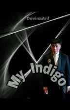 My indigo  by DevinaAbf