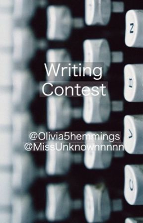  Writing Contest  One Shots by Olivia5Hemmings