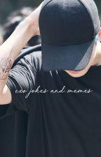 Exo Jokes and Memes by baekhyunahs