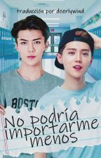 I couldn't care less ✧ hunhan by hunxhan_
