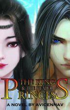 The King & The Healer Princess by hikahikari