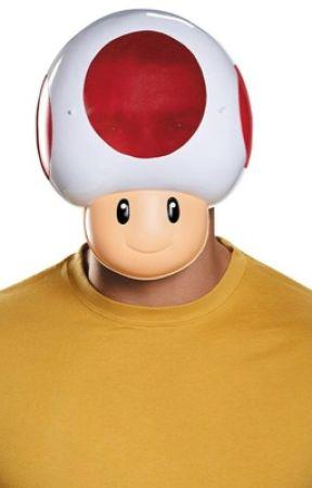 Toad x princess reader - His eyes - Wattpad