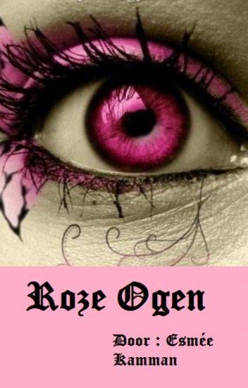 Roze Ogen