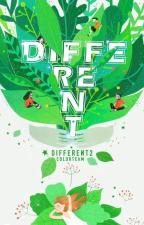 [BIGEVENT_COLORTEAM] DIFFERENT 2 by color_team