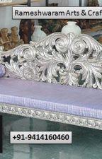 Silver Furniture Best Price by Rameshwaram Arts & Crafts by rameshwaramart