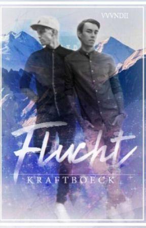 Flucht ll Kraftboeck ✔️ by vvvndii