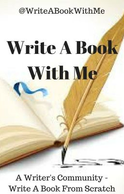 Write A Book With Me (CLOSED to new members)