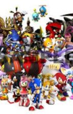 Sonic Truth Or Dare  by MineCraftingSammy
