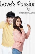 Loves Passion [EXO CHANYEOL FANFIC] by ohsnapitsliane