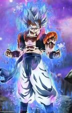 Male Gogeta reader x naruto by AnthonyBeal