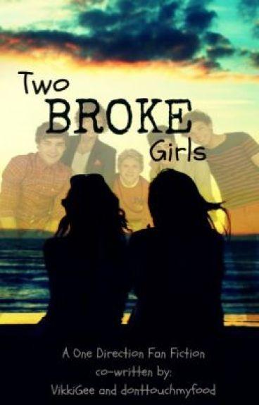 Two Broke Girls by AubAndVar