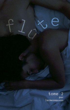 Flûte by larmesmauves