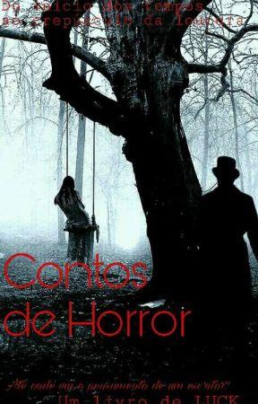 Contos de Horror by LucasDk8