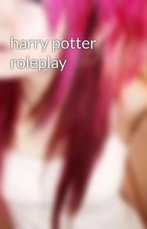 harry potter roleplay by MistyGirl10